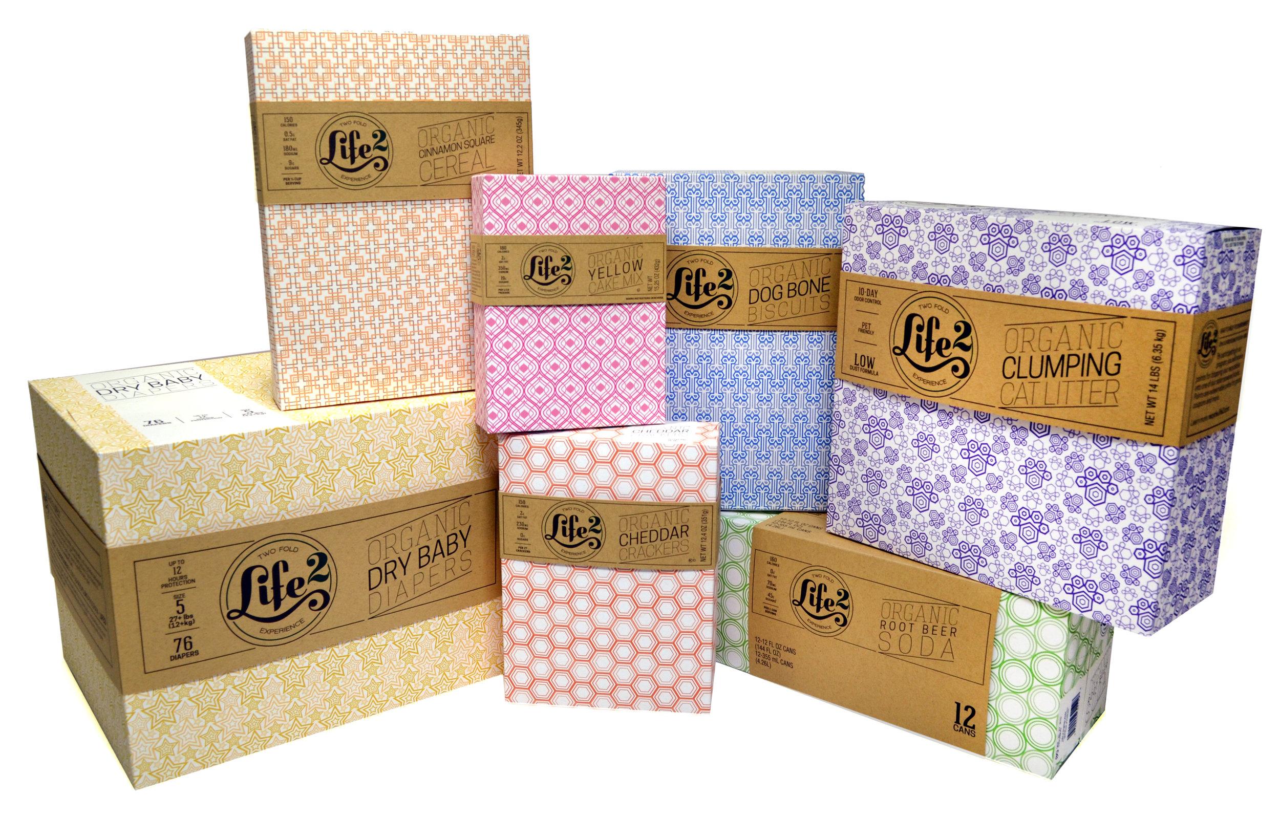 Packaging - Life 1