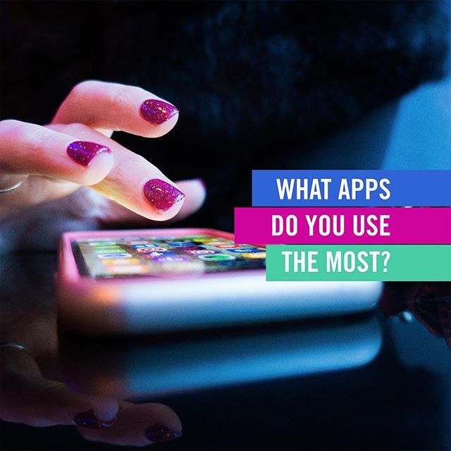 What apps cant you live without?
