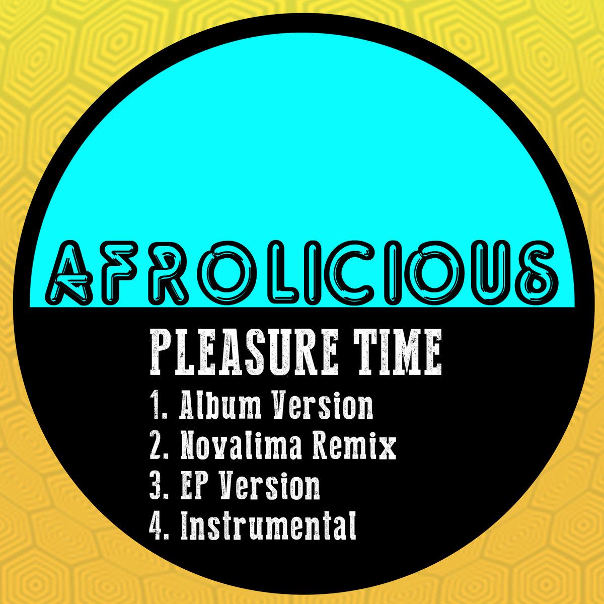 Pleasure Time - EP (2013)