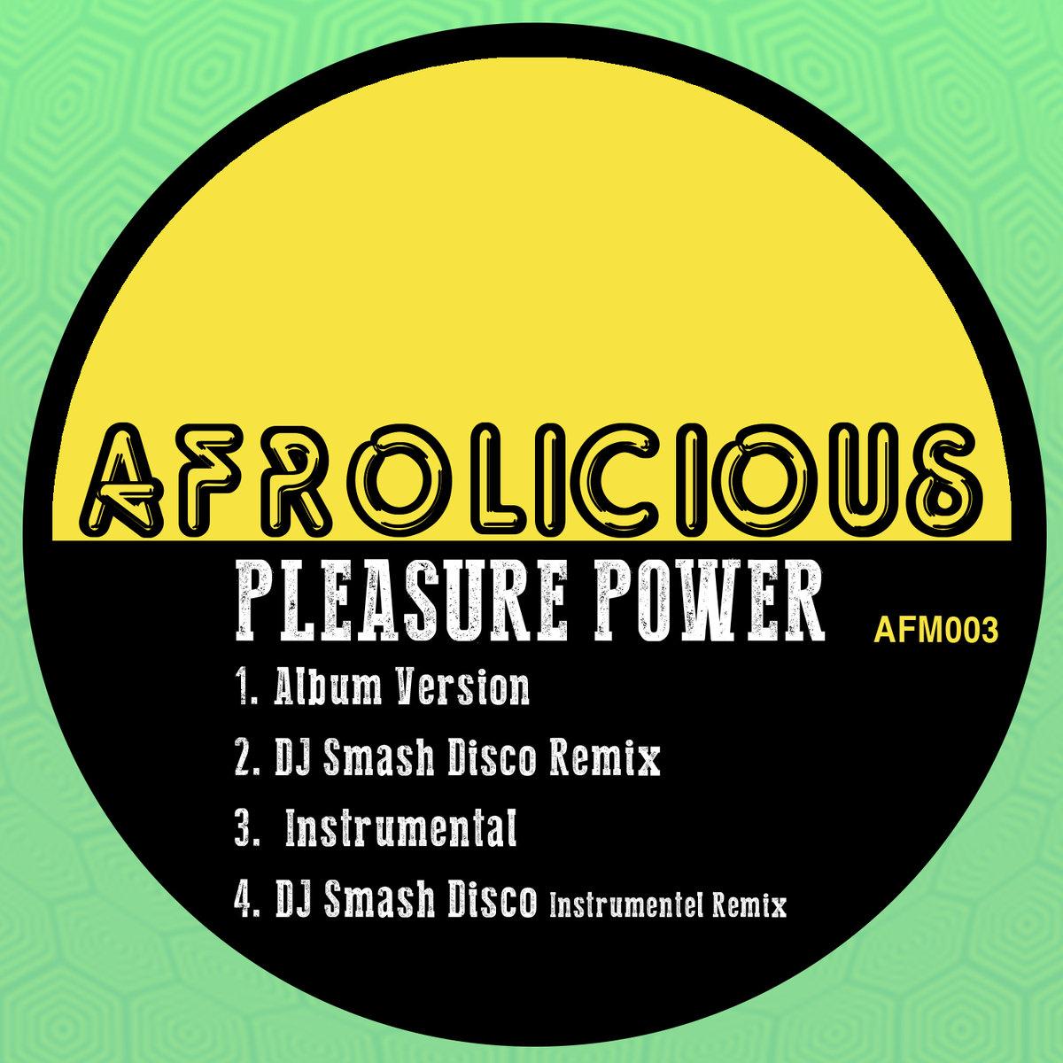Pleasure Power - EP (2013)