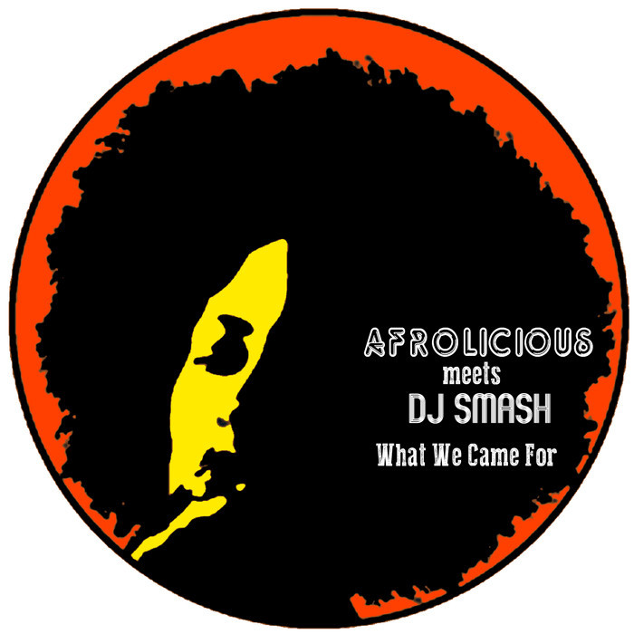 What We Came For (DJ Smash Remixes) - EP (2015)