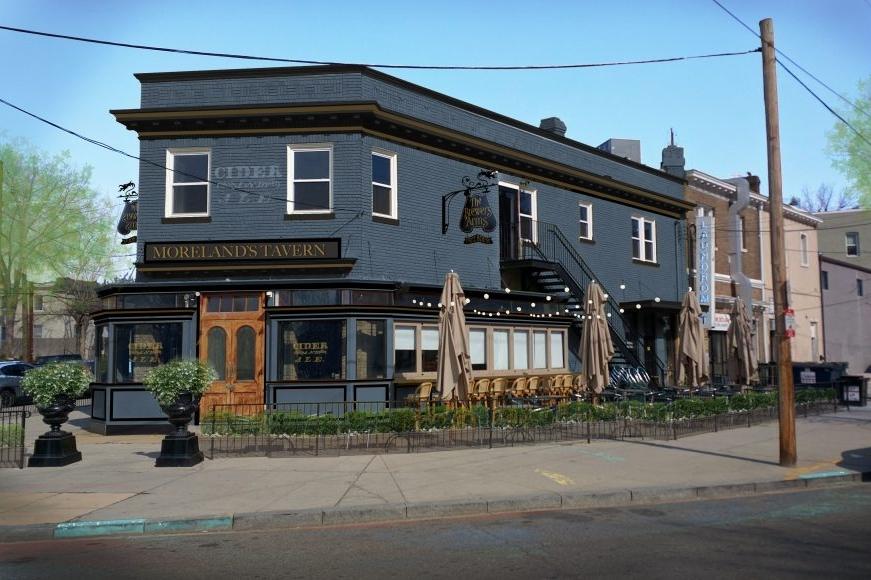 Eat/Drink   Moreland's Tavern   Simple Bar & Grill   Salt & Pepper Grill