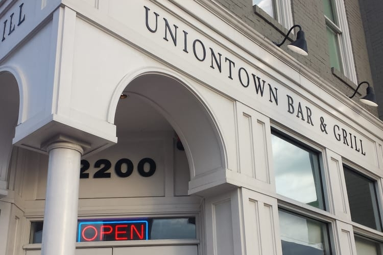Eat/Drink   Uniontown Bar and Grill   Good Hope Seafood