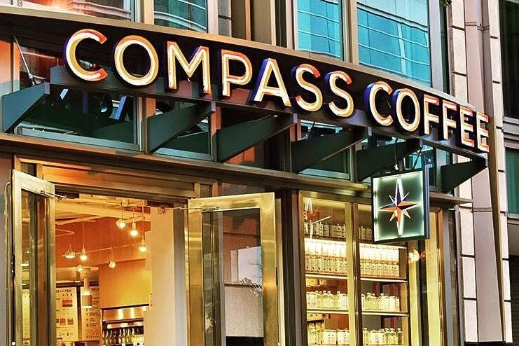 Hallowed Grounds   Compass Coffee   La Colombe   RareSweets