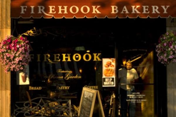Hallowed Grounds   Firehook Bakery & Coffeehouse