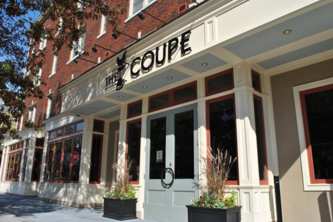 Eat/Drink   The Coupe   Pho 14   Room 11   Sticky Fingers Bakery   Thip Khao
