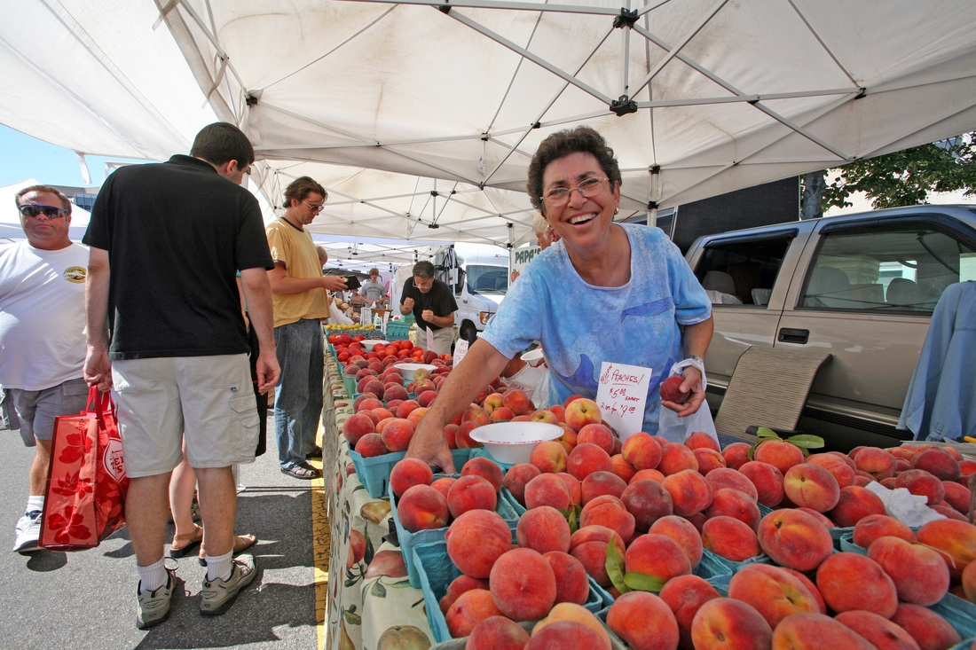 Stock Up   Dupont Circle Farmers Market   Trader Joe's   Whole Foods