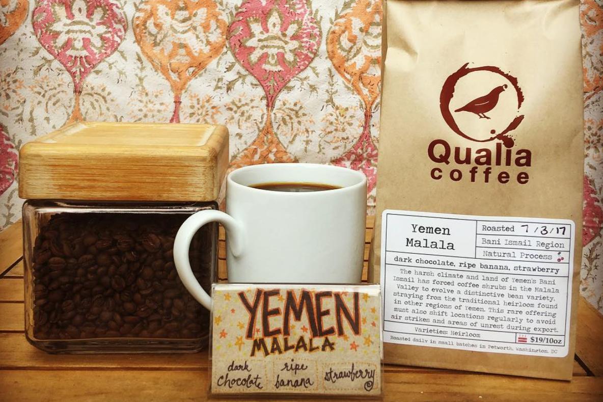 Hallowed Grounds   Qualia Coffee