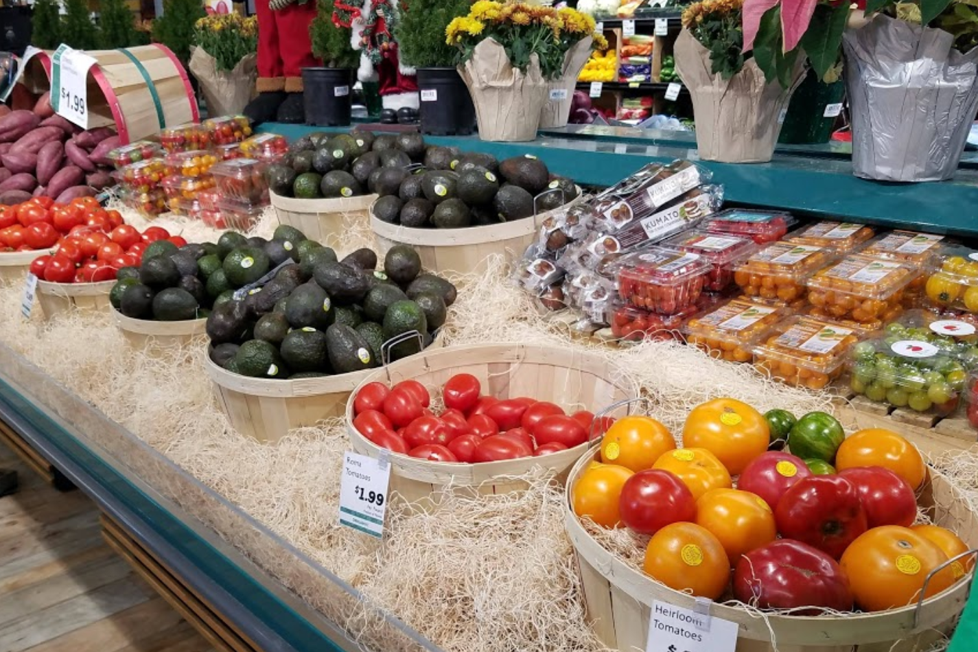 Stock Up   Petworth Community Market   Safeway   Yes! Organic Market