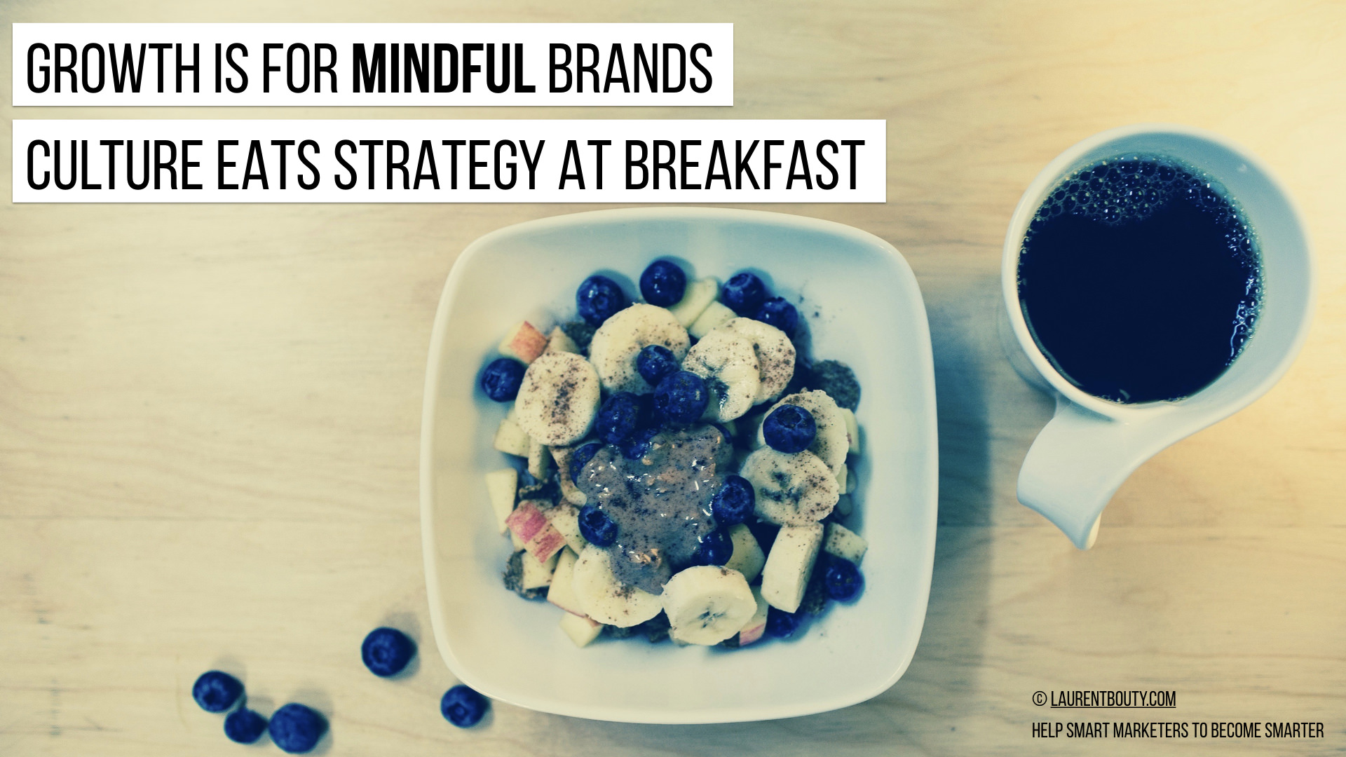 Growth is For Mindful Brands
