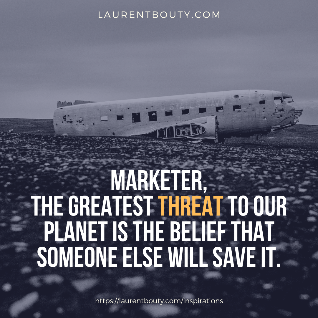 Marketers, You should Save It