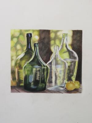 Bottles by Susan, Adult