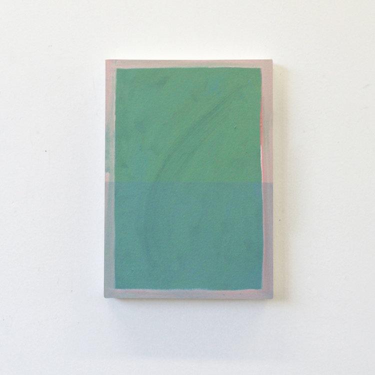 Oil on canvas, 22 x 31cm, 2016