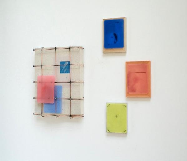 Installation shot , Edinburgh College of Art, 2016