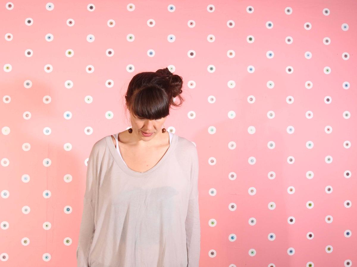 Eyeball Wall, 2010