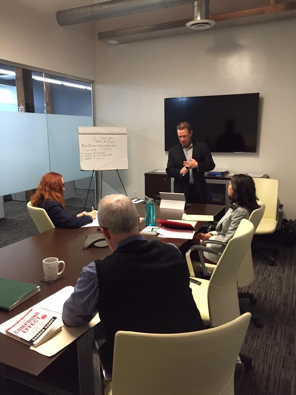 Workshops - Michael D Morrison Enterprises