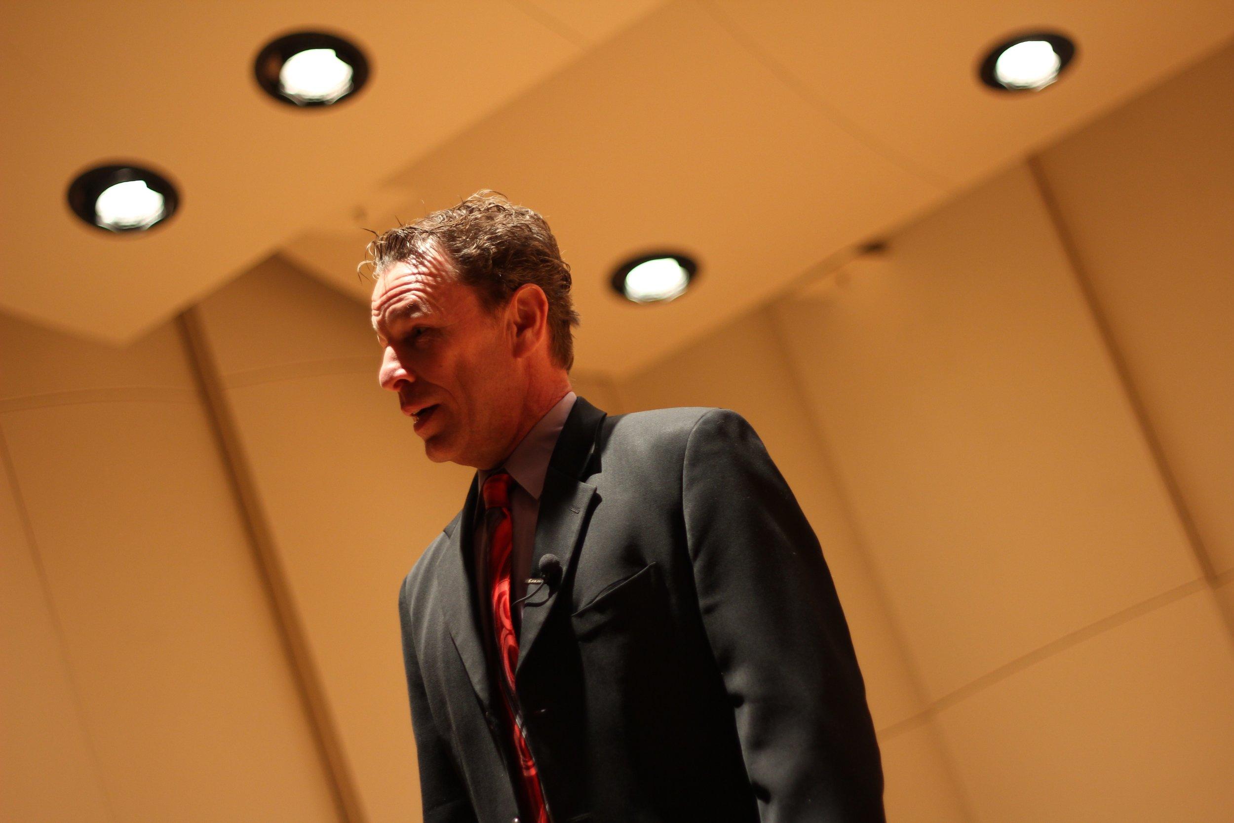 Keynote Speaker - Michael D Morrison Enterprises