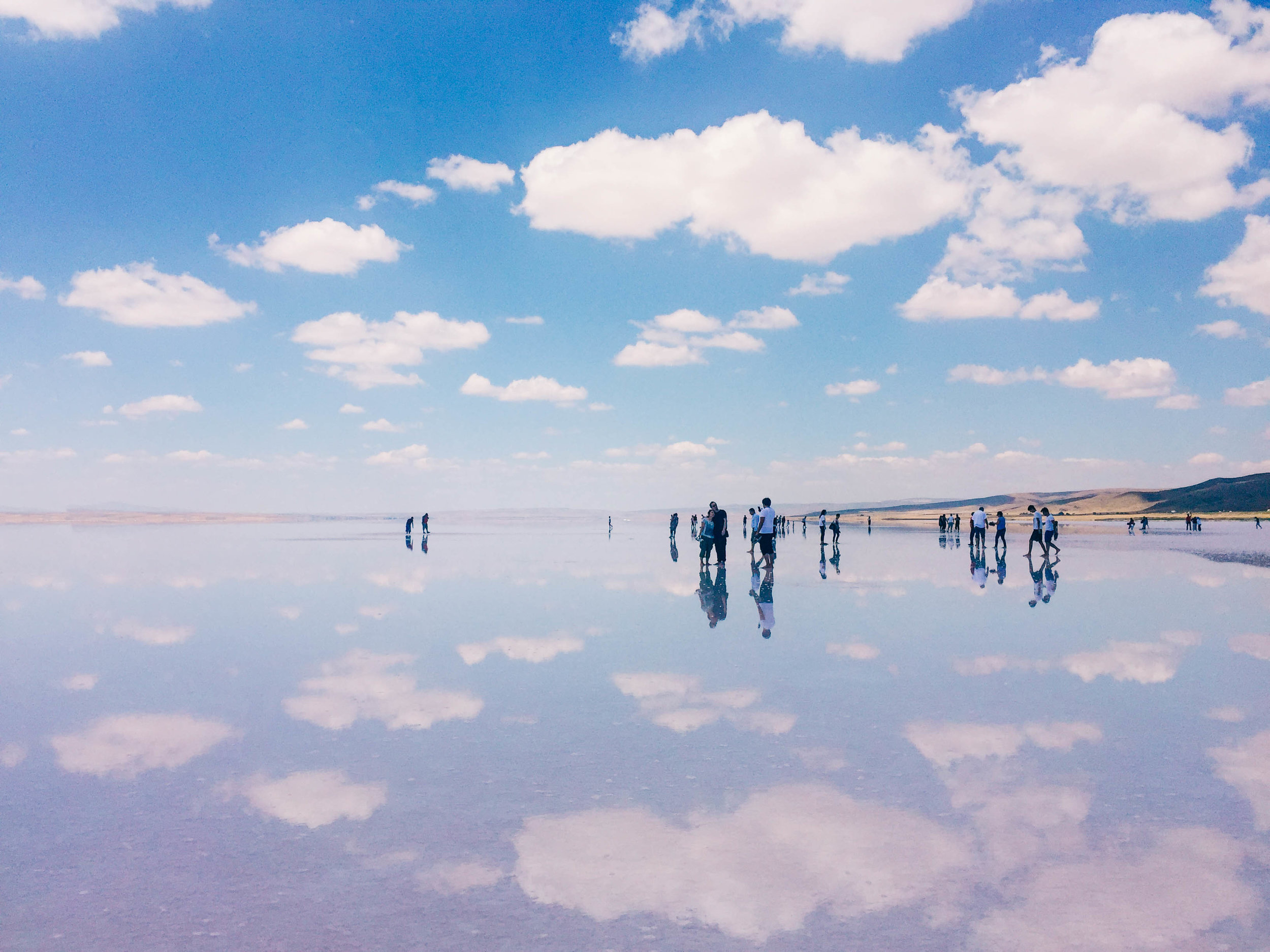 Salt Lake, Turkey