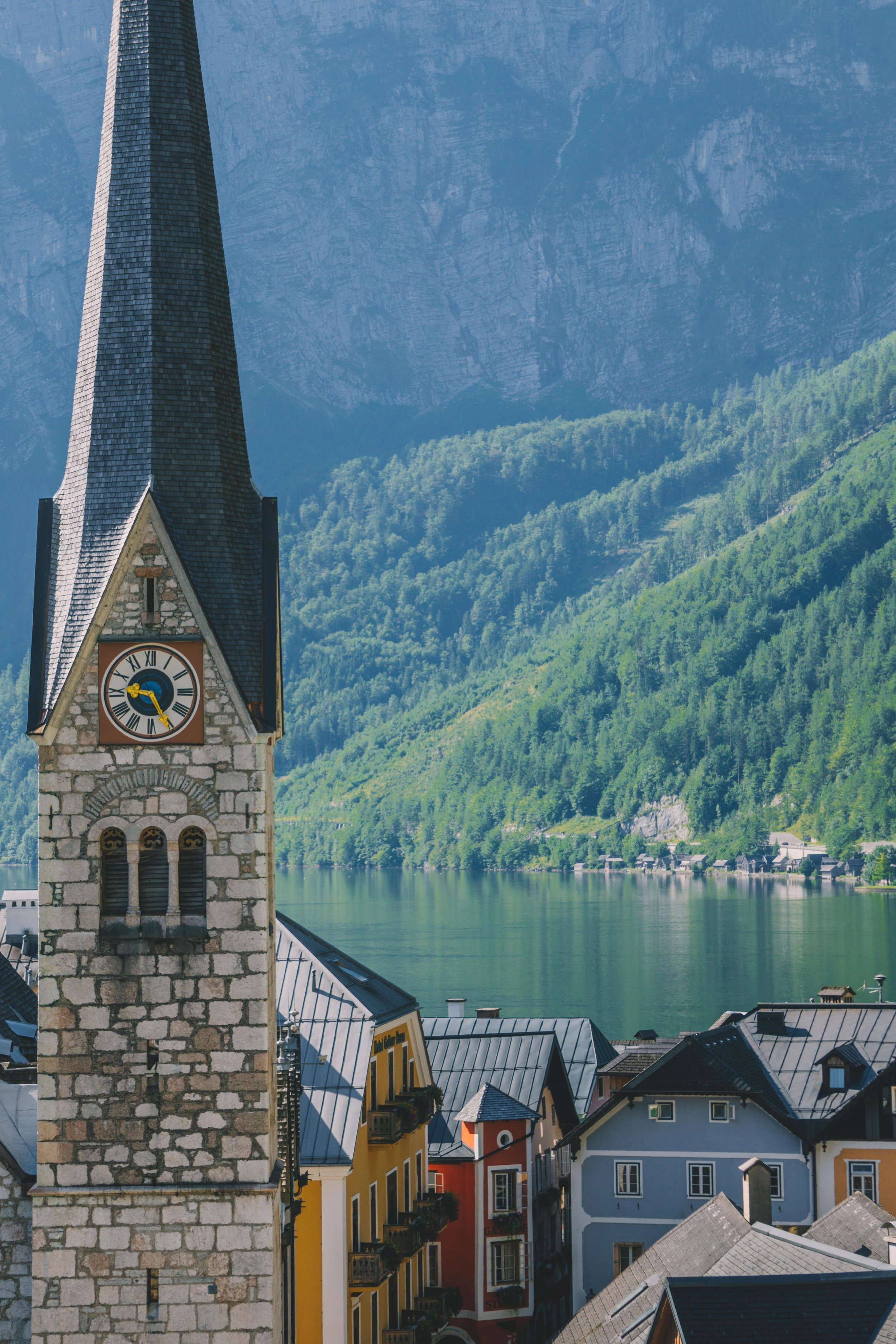 Hallstatt - the most beautiful village in Austria
