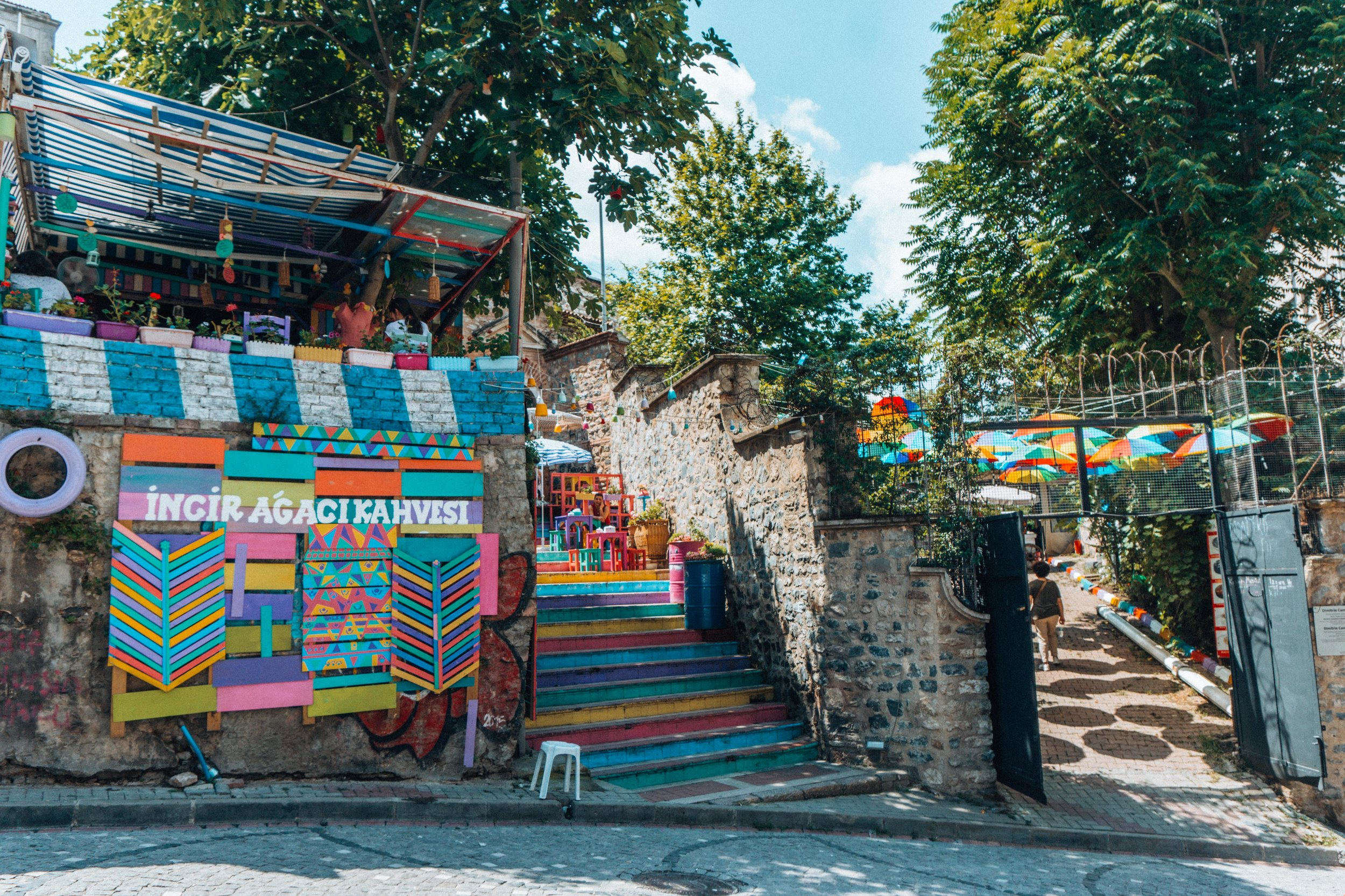 Colors of Balat, Istanbul