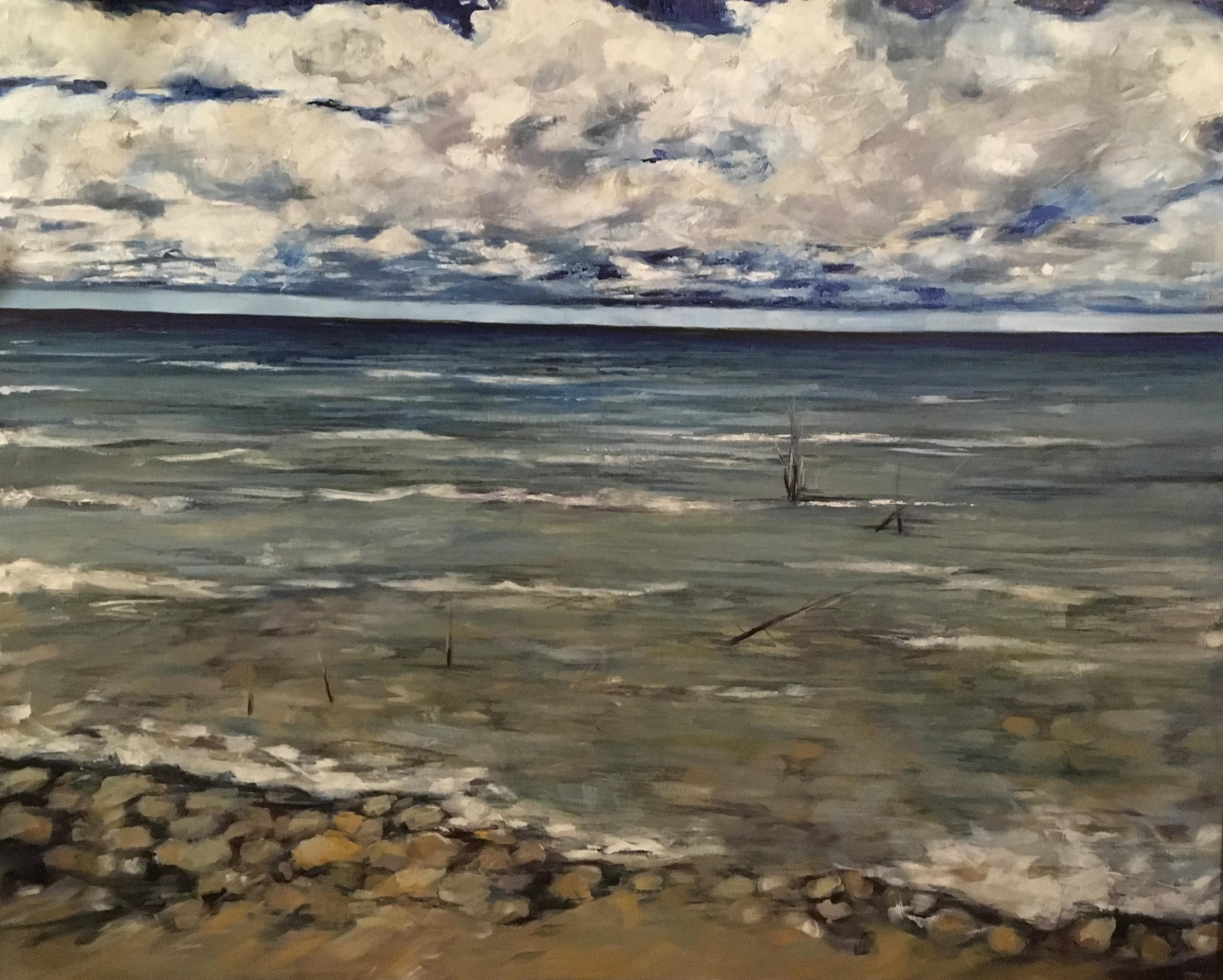Lake Michigan-A Human History in Sediment