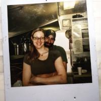 Jeremy and Rachel, circa 2007