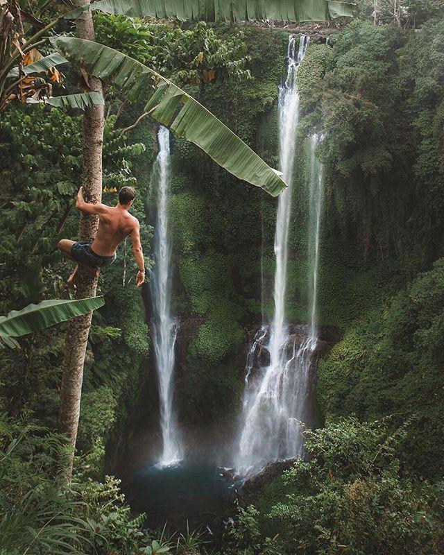 Just hangin' around 📸@sashajuliard 📍Bali