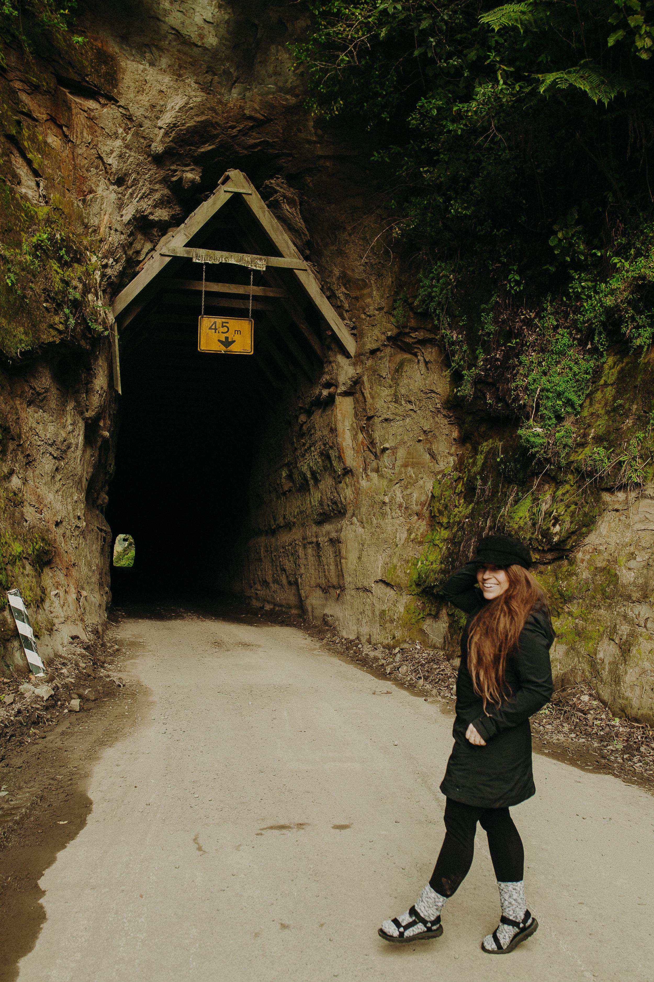 Moki Tunnel