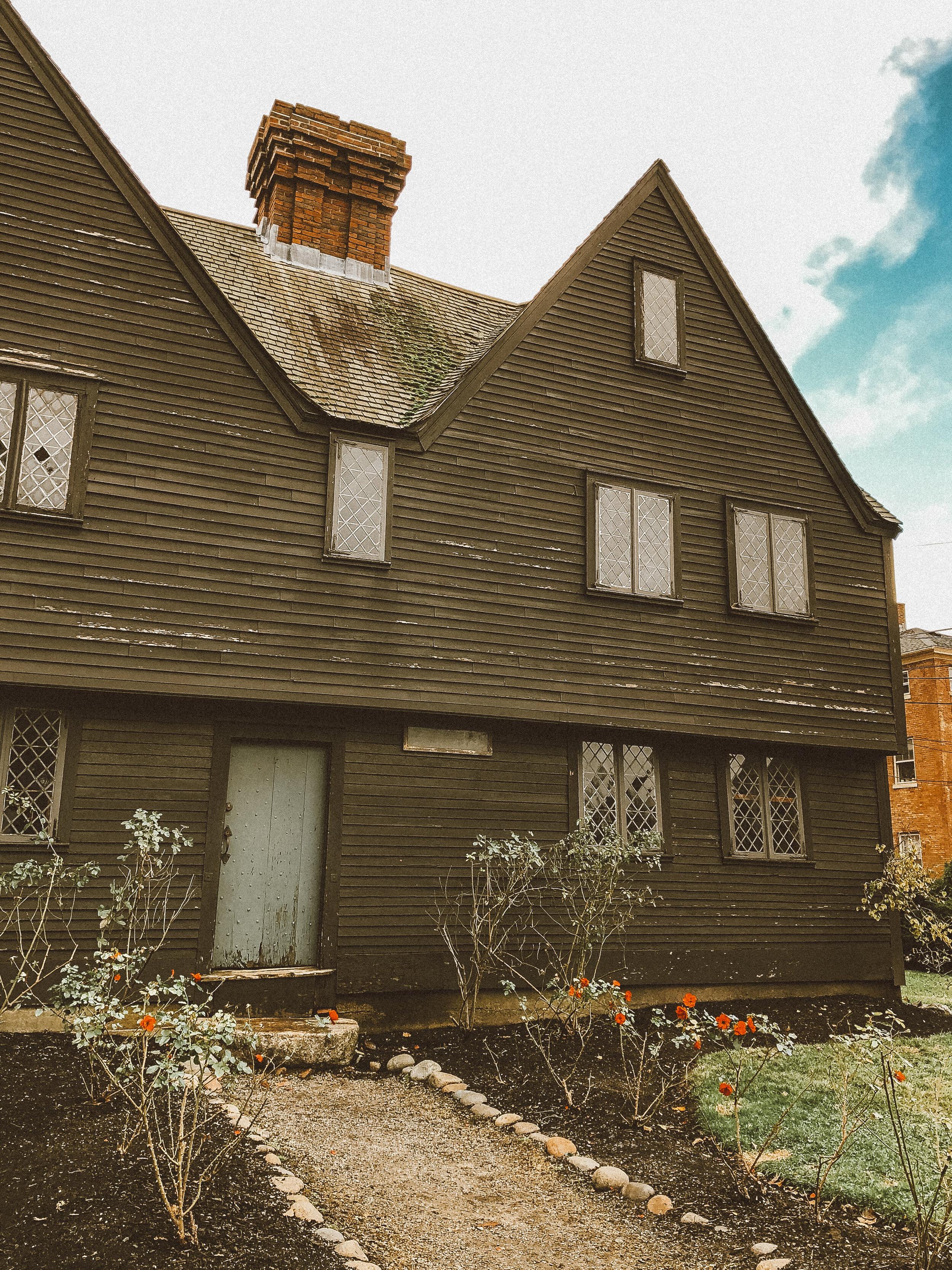 John Ward House—161 Essex Street