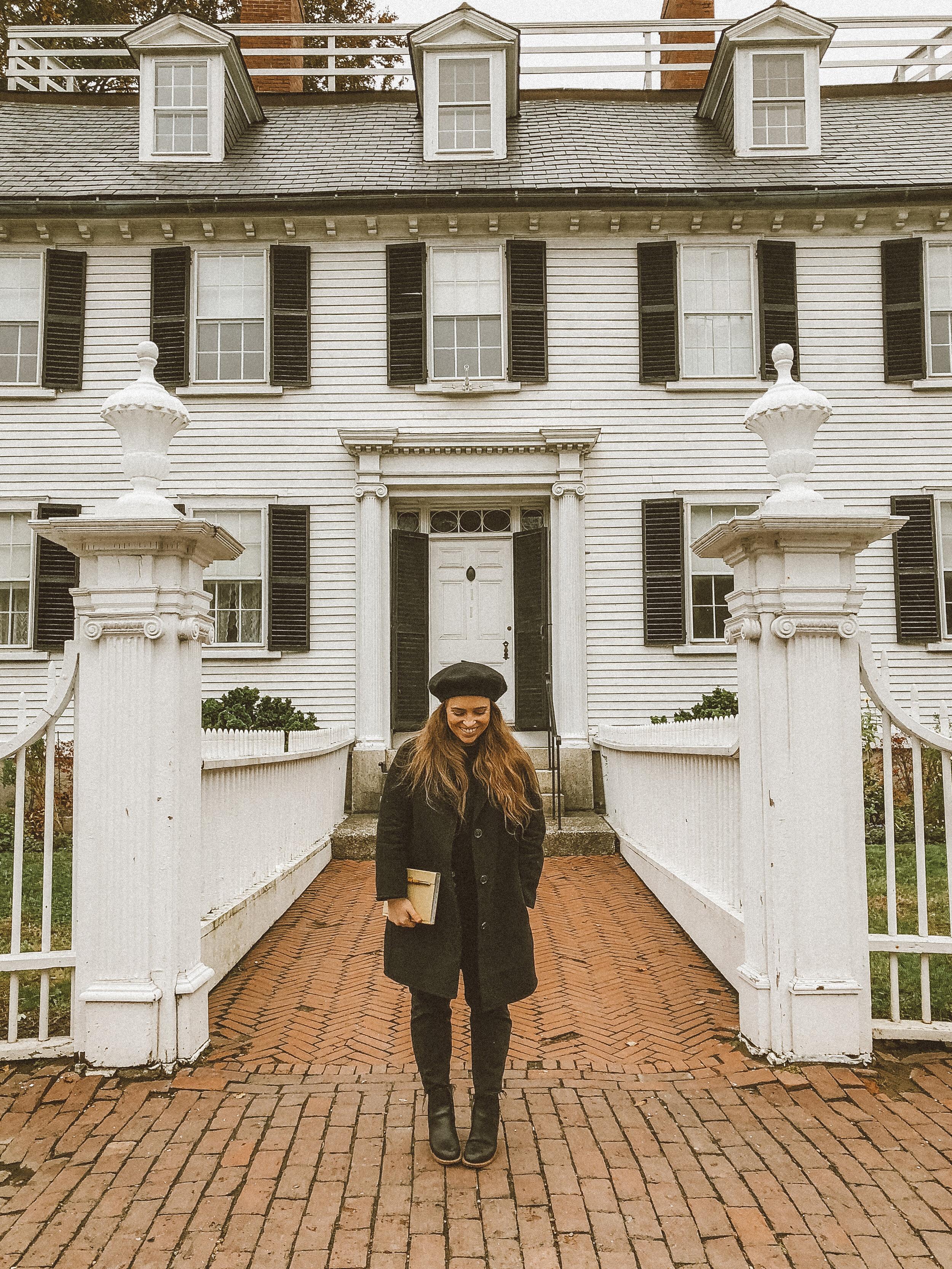 Allison's Home—318 Essex Street