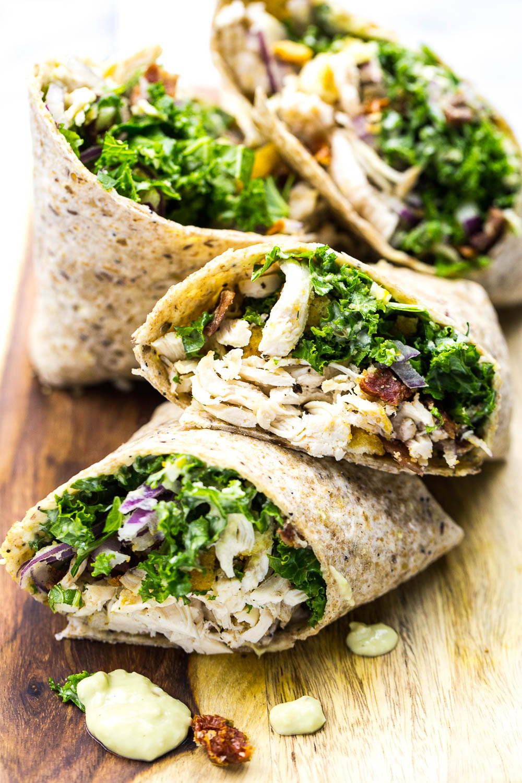 Chicken and Kale Caesar Wraps-6.jpg