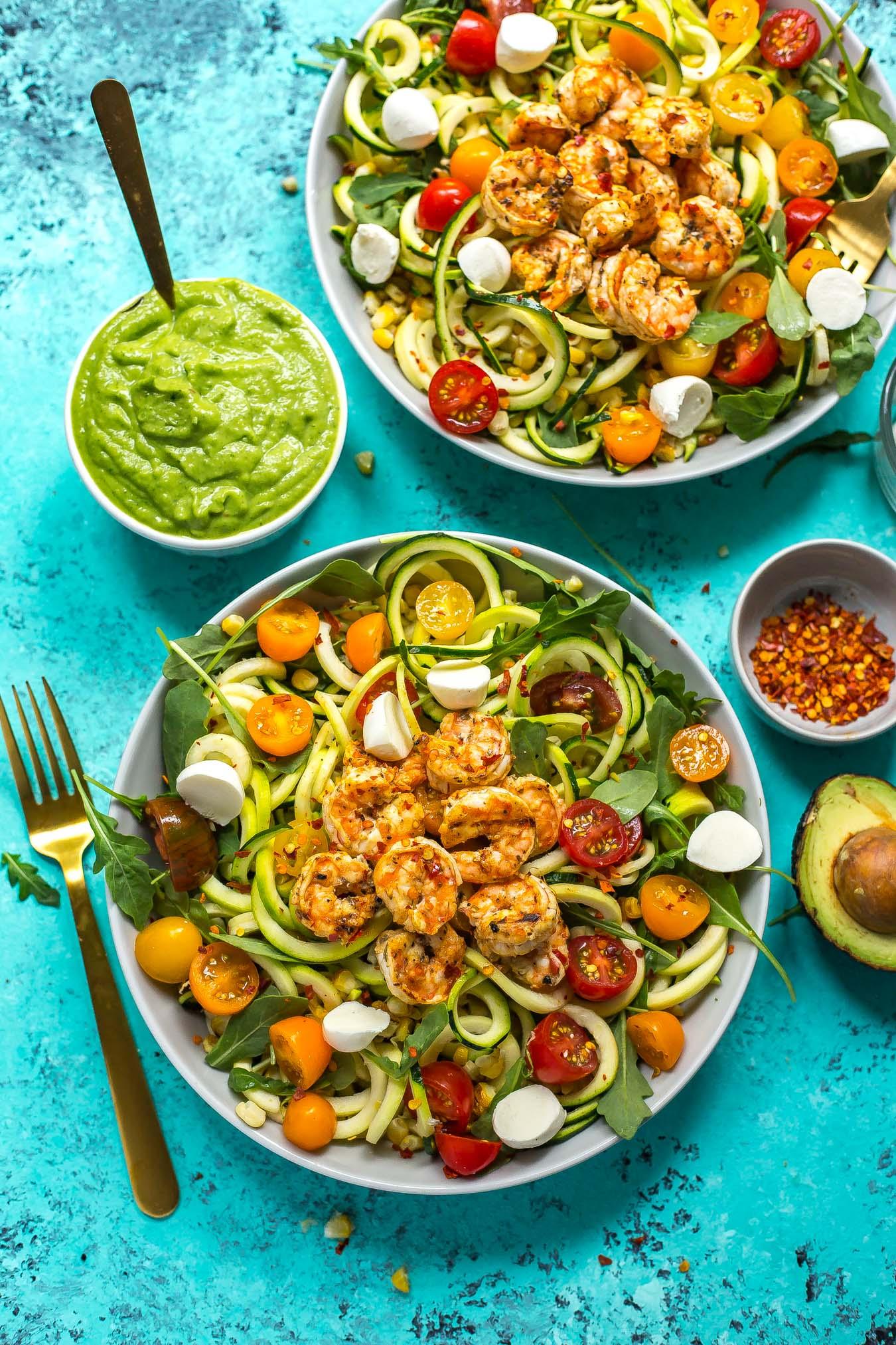 Caprese Shrimp Zoodle Bowls with Avocado Sauce-2.jpg
