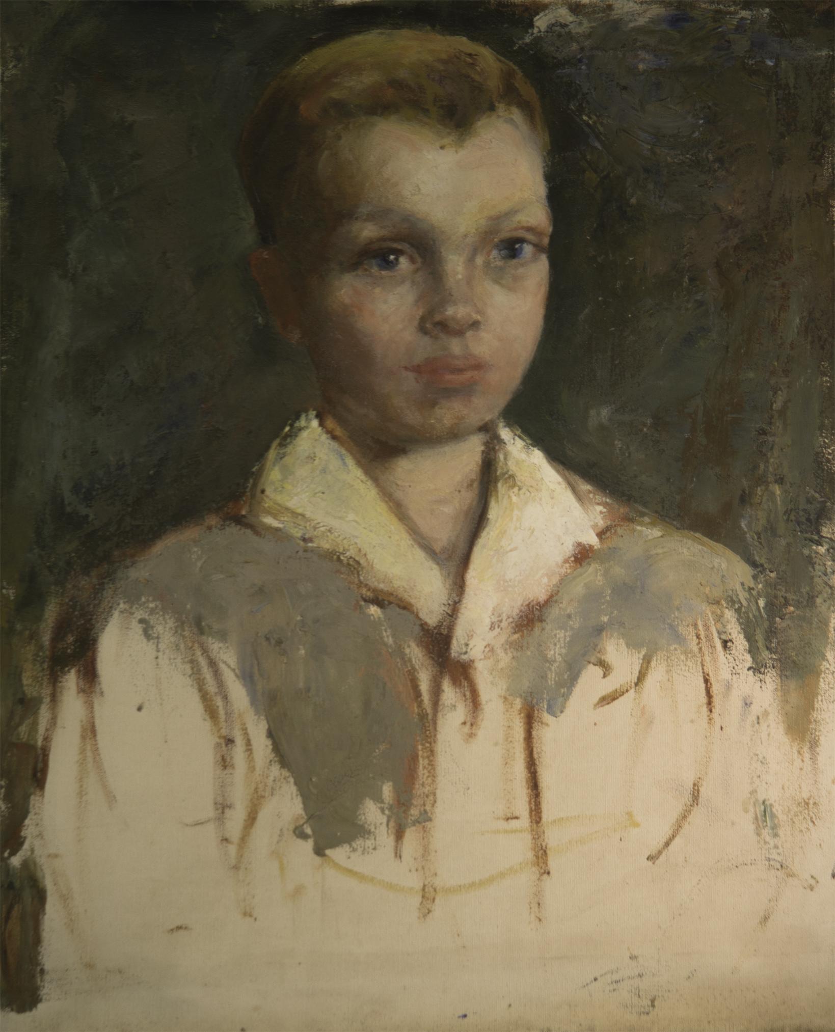 Winfield Kurt Greene, aged 10 in 1929.