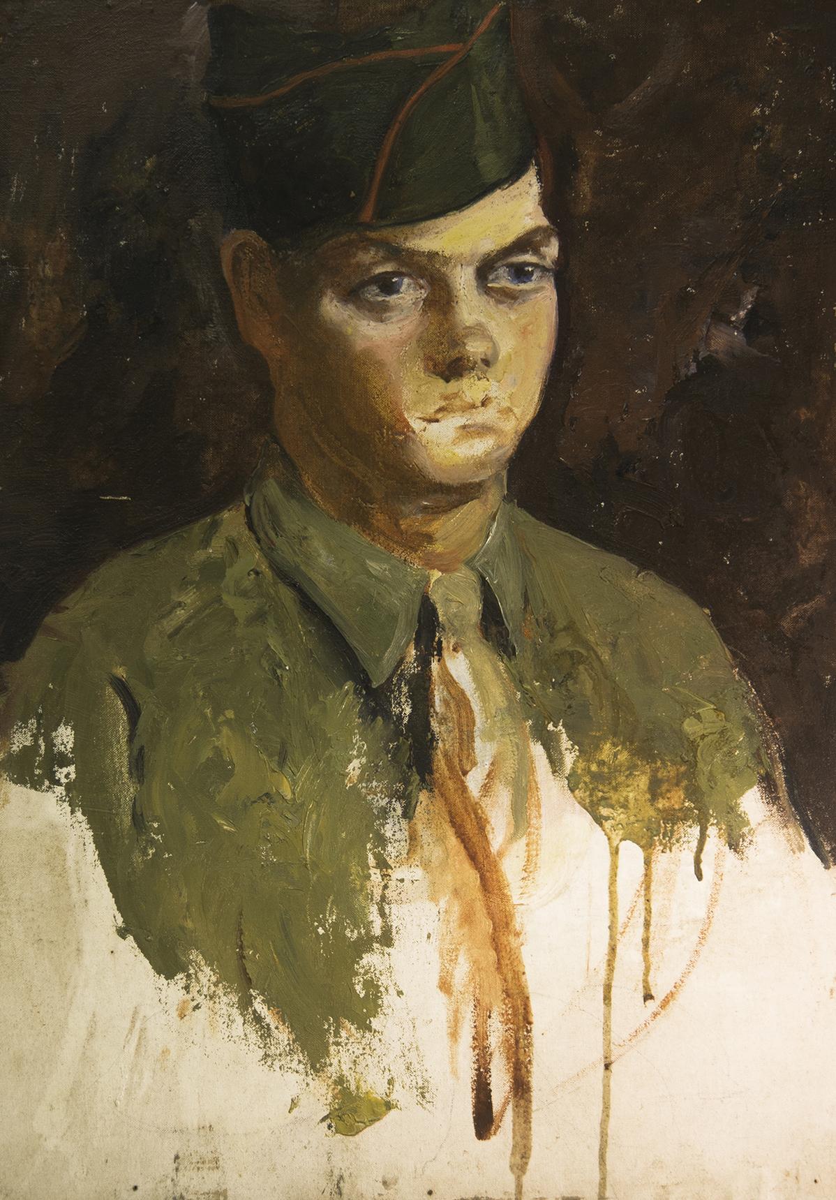 Winfield Kurt Greene aged 20 in 1940