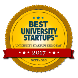 National-council-of-entrepreneurial-tech-transfer-best-university-startups-recensa-badge