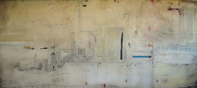 """""""No Roots"""", 2013, 36x72, in private collection"""
