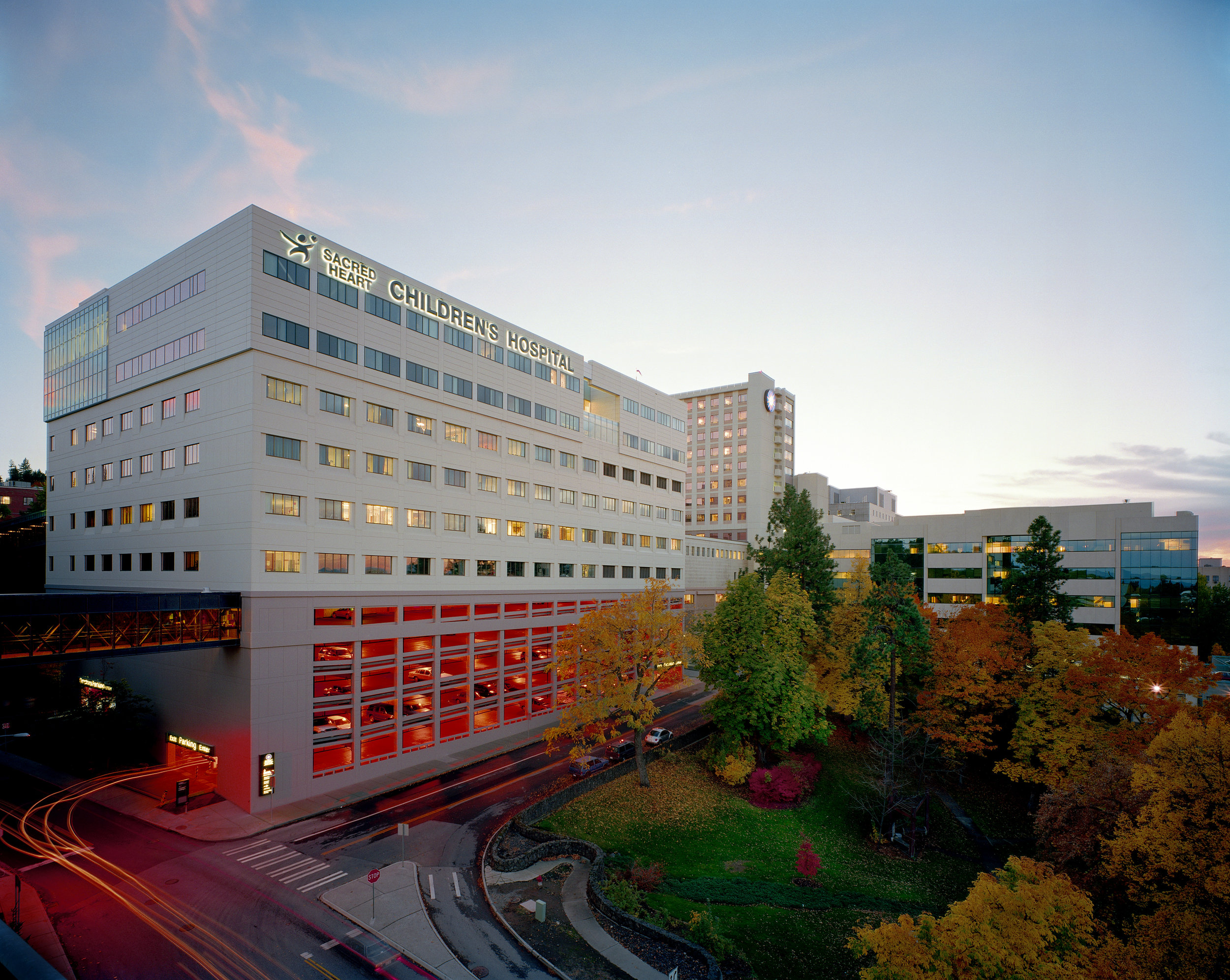 Providence Sacred Hearth Medical Center in Spokane Washington