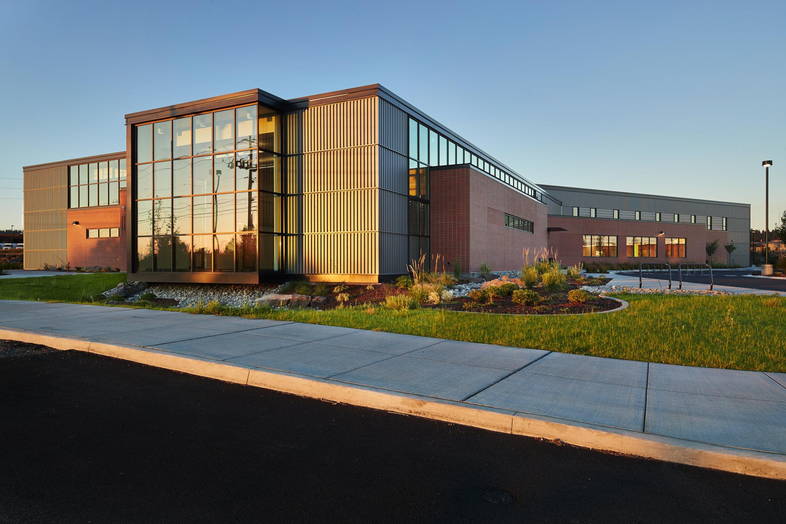 The Spokane Teaching Health Clinic