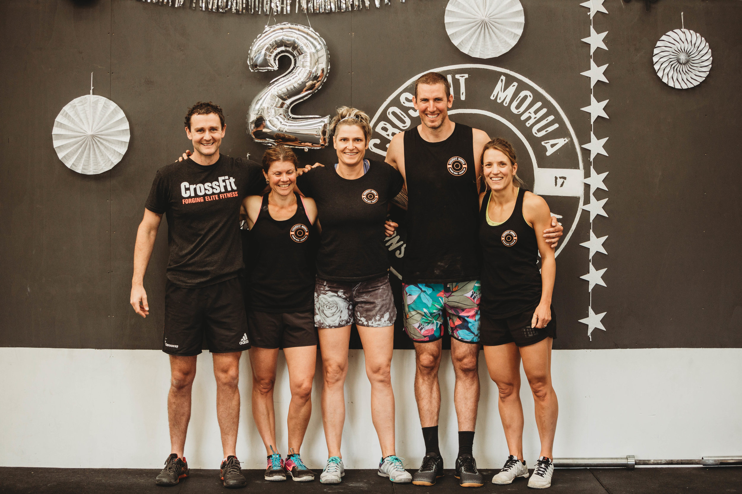 We have grown our team and have some awesome qualified CrossFit coaches, Ben, Shannon, Brad, Nina and Ruth