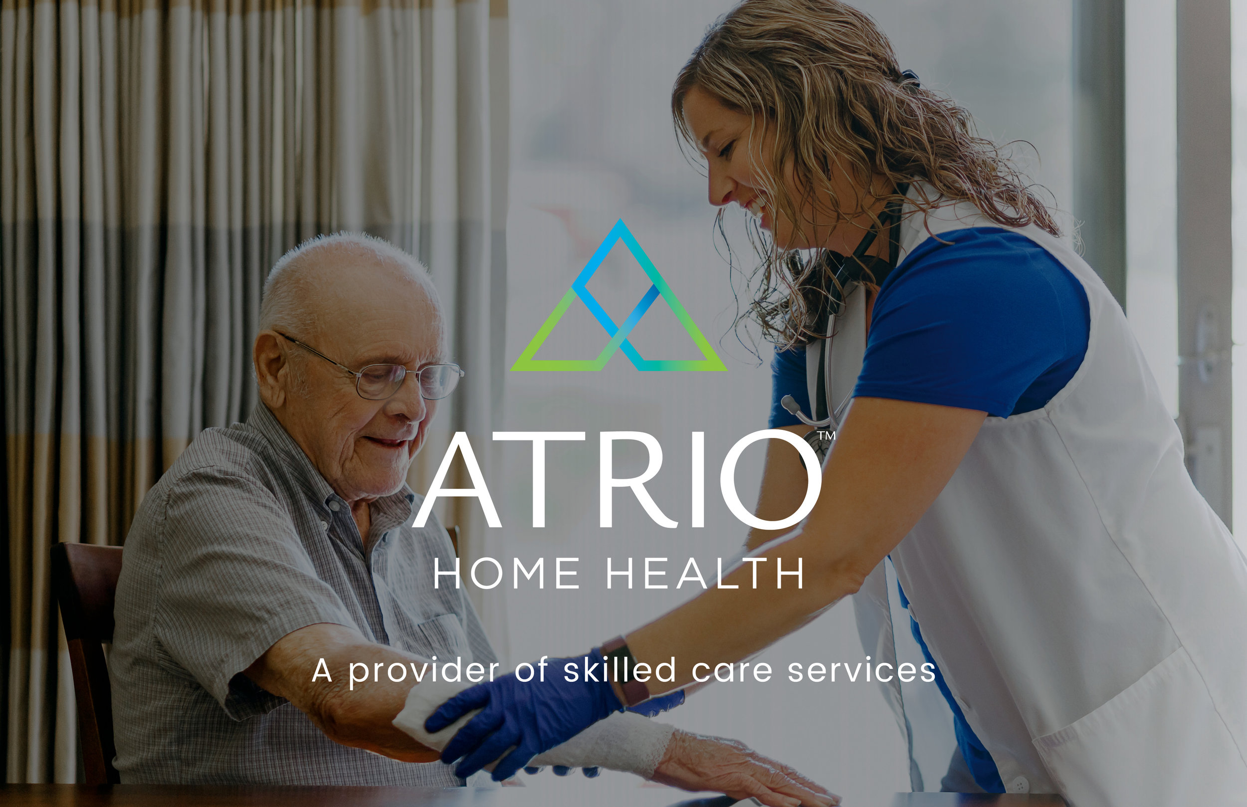 Atrio Home Health   Atrio Home Health services are certified home health services most commonly needed following a surgery or to manage an ongoing illness or condition.  These services require a physician's order and are typically covered by Medicare or private insurance. If you are a licensed referrer, you may begin the process for referring your patients to Atrio Home Health by calling or faxing our Grand Rapids or Lakeshore location.