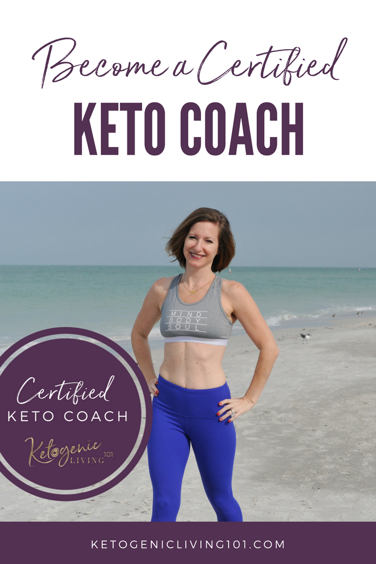 become a certified keto coach
