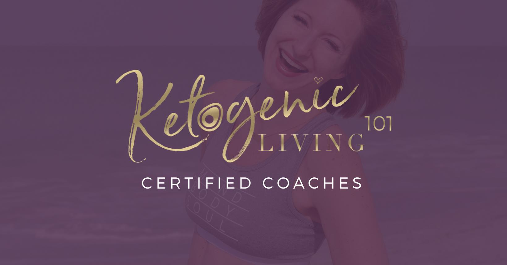 Become a Certified Keto Coach