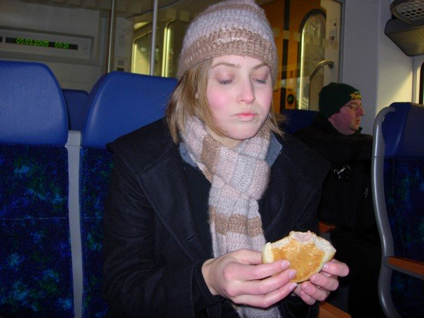 eating pastries on the Danish train.jpg