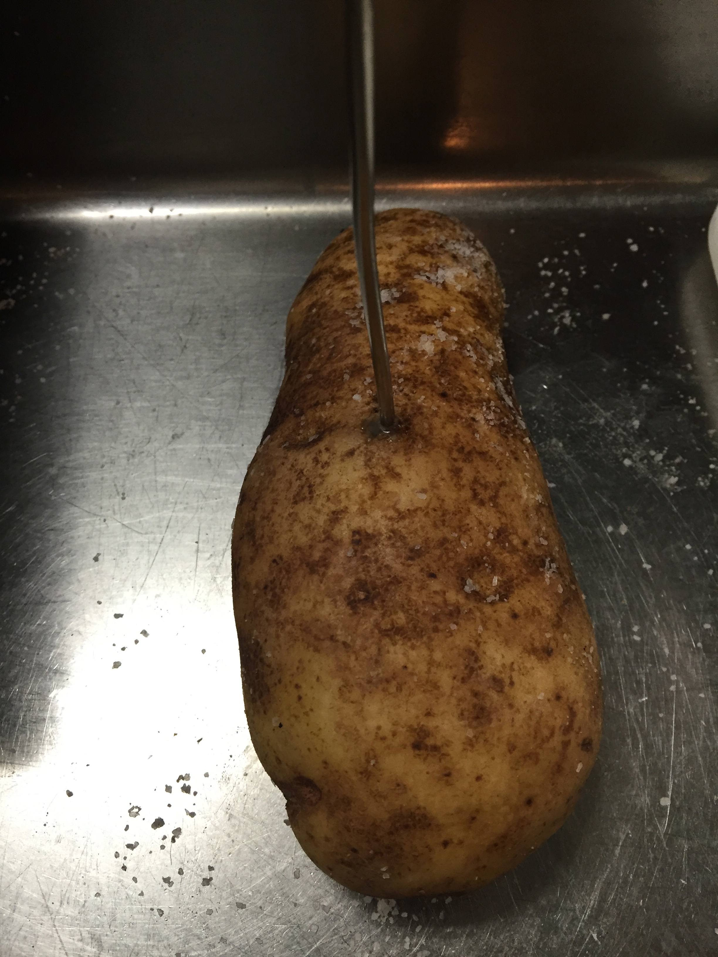 Ticket potato