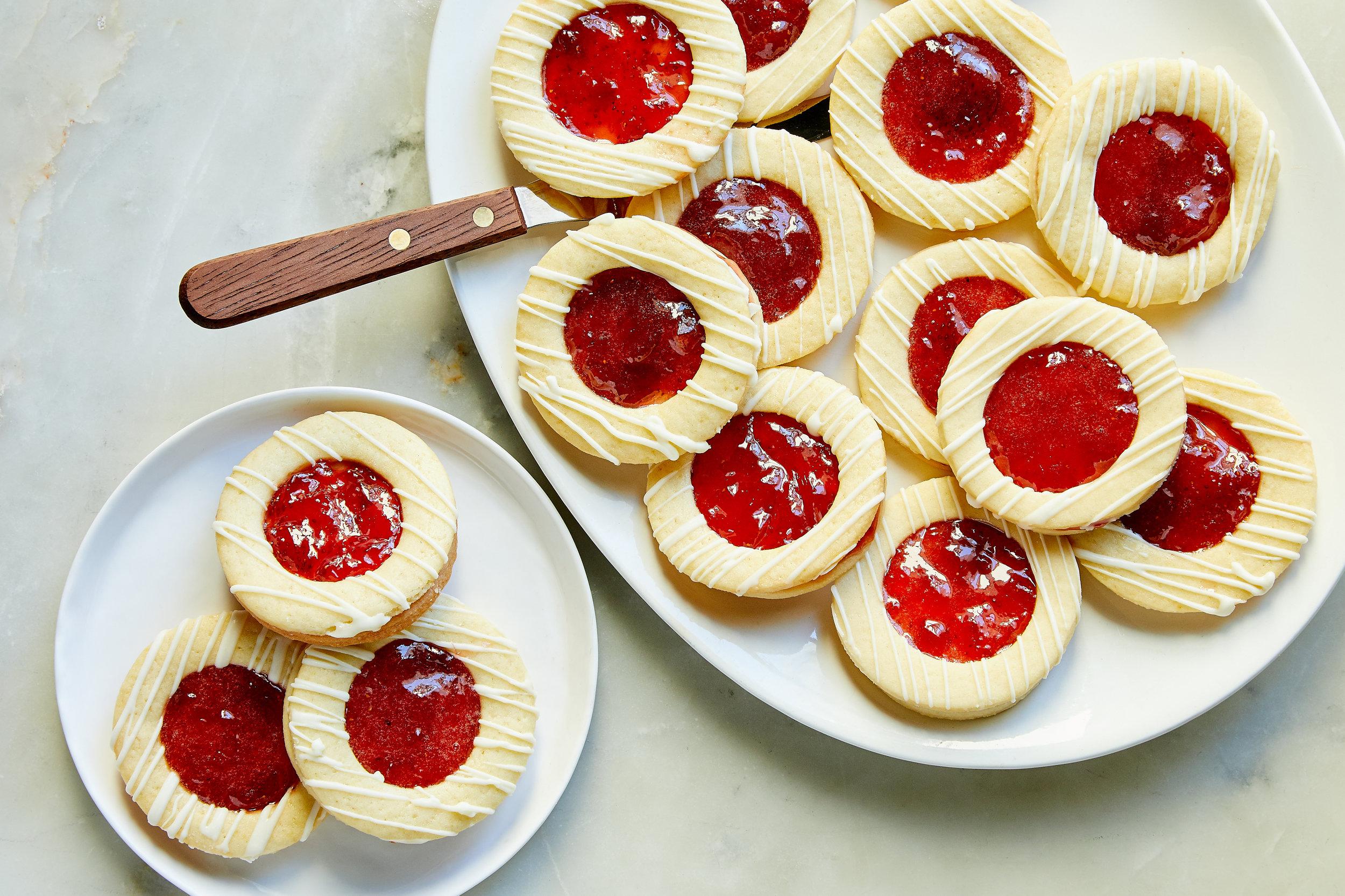 Dessert, Strawberry Linzer Cookies.jpg