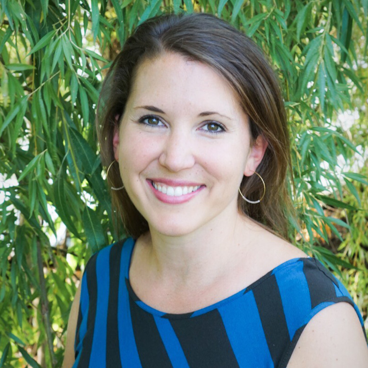 Stephanie Spencer  is a question asker who never stops peering into the essence of things. She applies that to her work as an enneagram coach, an artist, and a scripture teacher with the nonprofit 40 Orchards.