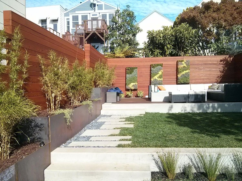 Backyard Renovation -