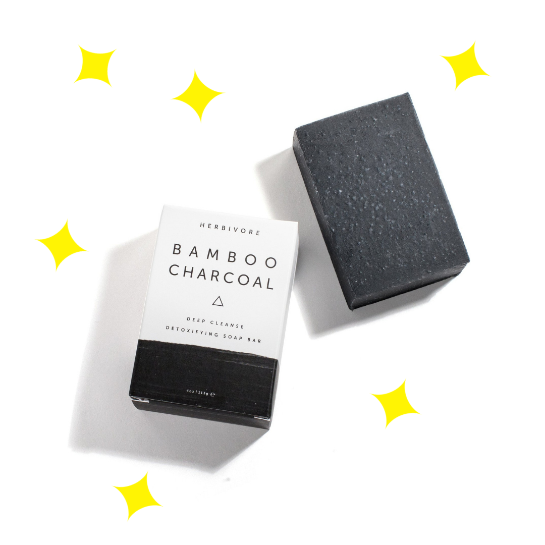 This bar + your face = less acne. - Your favorite cleanser in bar form is worth the hype.