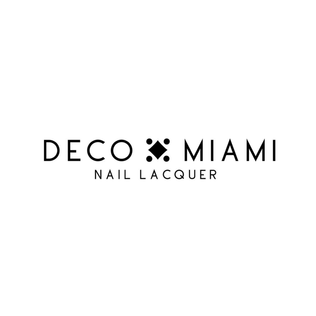 Deco Miami is cruelty-free and vegan. - Bonus: eat your heart out with all the nail polishes under the sun.