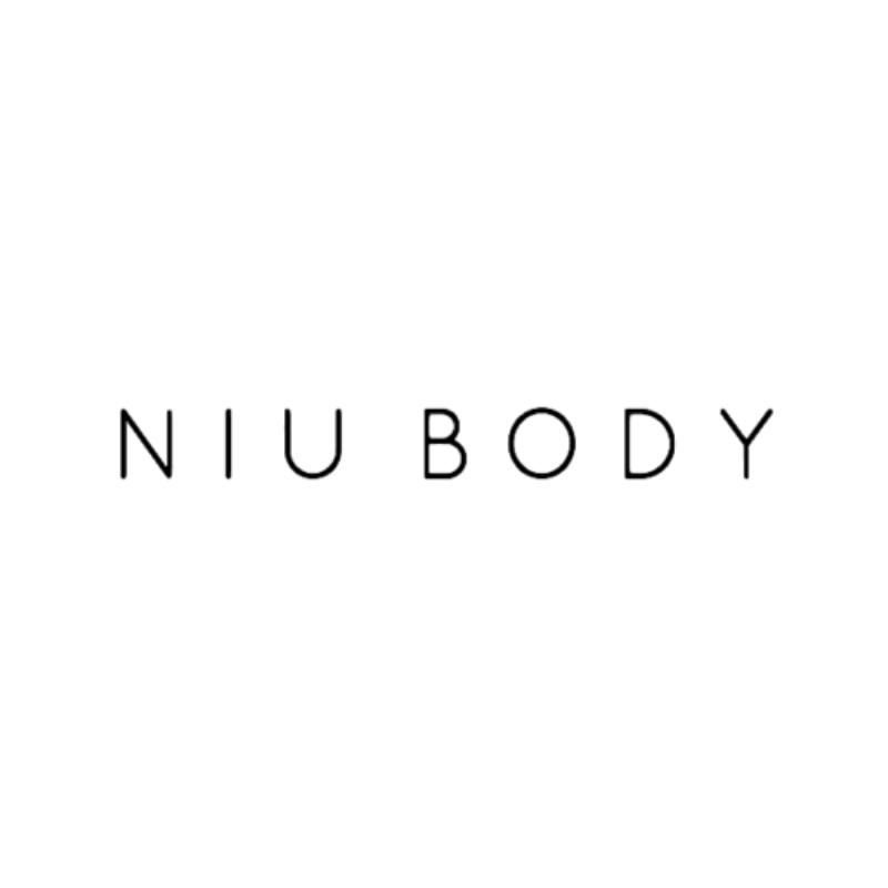 NIU Body is cruelty-free and vegan. - NIU Body = New Body